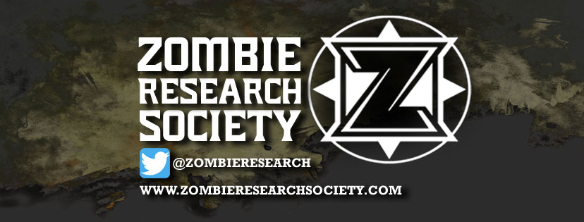 Zombie Research Society Banner. Photo: zombieresearchsociety.com (Facebook)